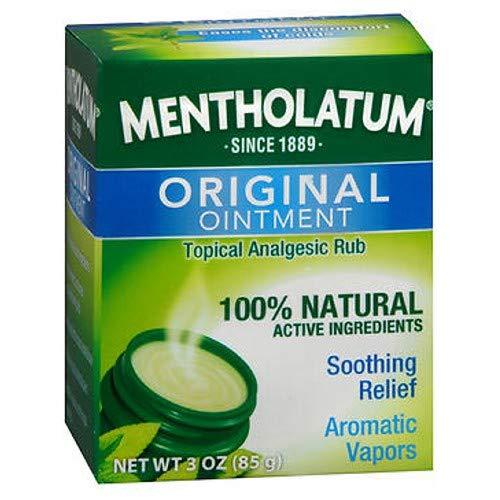 Mentholatum Ointment 3 oz Pack of 6