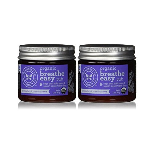The Honest Company Organic Breathe Easy Rub – 1.8 Oz