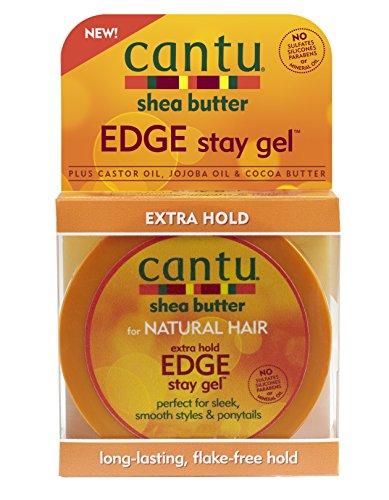 Cantu Extra Hold Edge Stay Gel, 2.25 oz.