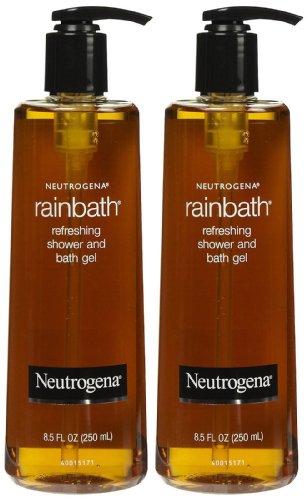 Neutrogena Rainbath Shower Bath Gel, Original Formula – Original Formula – 8.5 oz – 2 pk