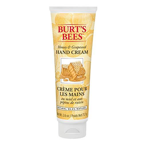 Burt's Bees Honey & Grapeseed Hand Cream – 2.6 Ounce Tube