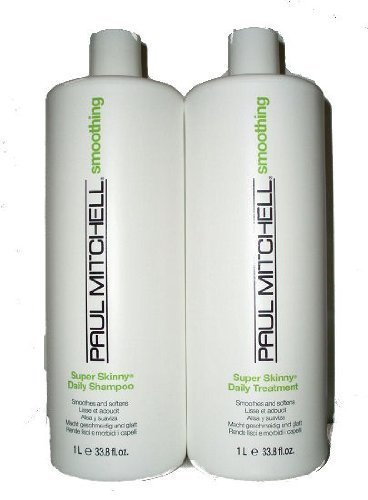 Paul Mitchell Smooth + Soften Super Skinny Liter Duo Set