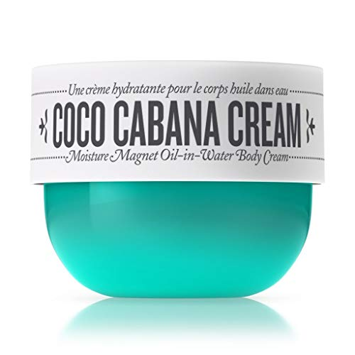 Sol de Janeiro Coco Cabana Cream Moisture Magnet Oil-in-Water Body Cream Full Size 8 fl oz/ 240 ml