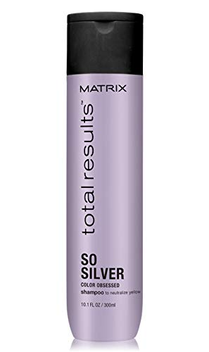 So Silver Shampoo – 300ml / 10.1oz  – Matrix Total Results