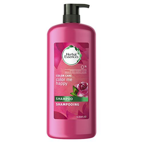 Herbal Essences Color Me Happy Shampoo for Color-Treated Hair, 33.8 fl oz Packaging May Vary