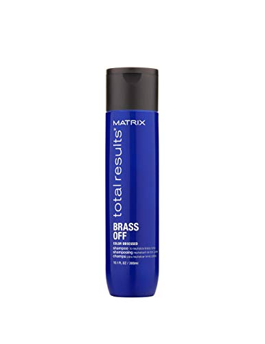 Matrix Total Results Brass Off Shampoo 10.1 oz