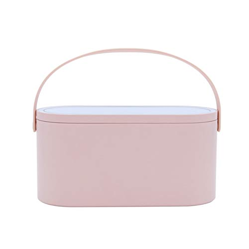 Top 10 Travel Makeup Organizer with Mirror and Lights – Cosmetic Bags
