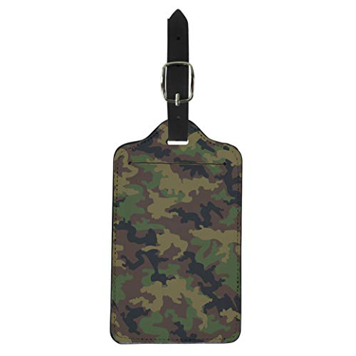 Top 8 Military Baggage Tag – Luggage Tags