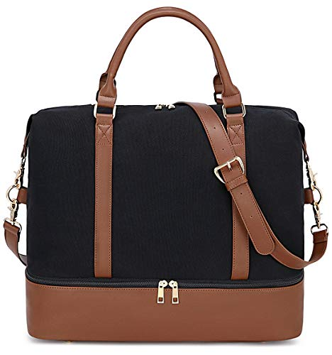 Top 10 Women's Weekender Bag with Shoe Compartment – Luggage & Travel Gear