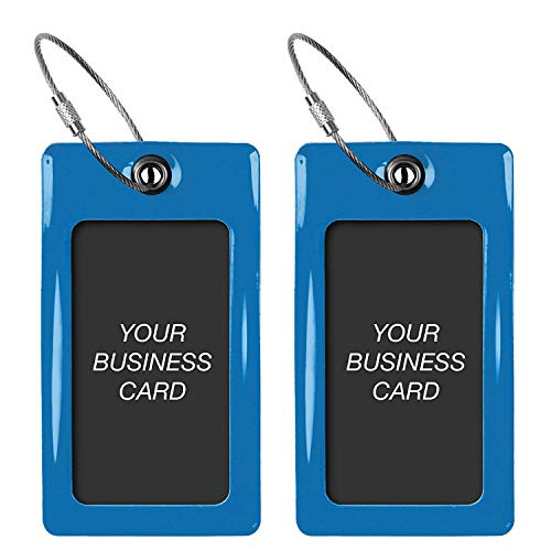Top 9 Service Key Tags – Luggage Tags
