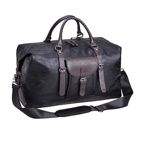 Top 10 Extra Large Leather Duffle Bags for Travel – Travel Duffel Bags