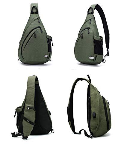 Top 10 Sling bag Waterproof for Men – Hiking Daypacks