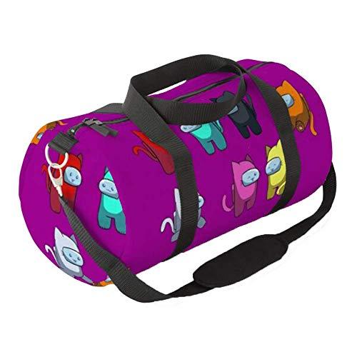 Top 10 Among Black Cats – Travel Duffel Bags