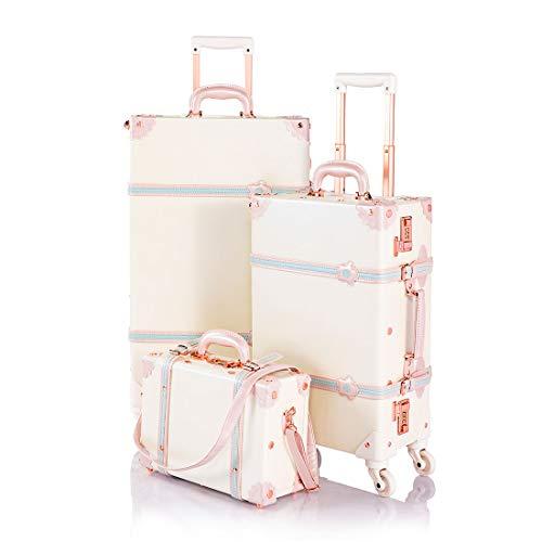 Top 10 Vintage Suitcase Set – Luggage Sets