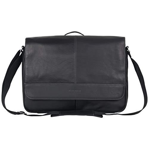 Top 10 Black Leather Messenger Bag for Men – Messenger Bags