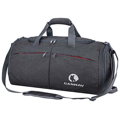 Top 10 Canway Sports Gym Bag – Sports Duffel Bags