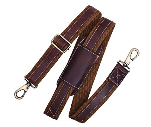 Top 10 Straps for Bags Leather – Laptop Messenger & Shoulder Bags