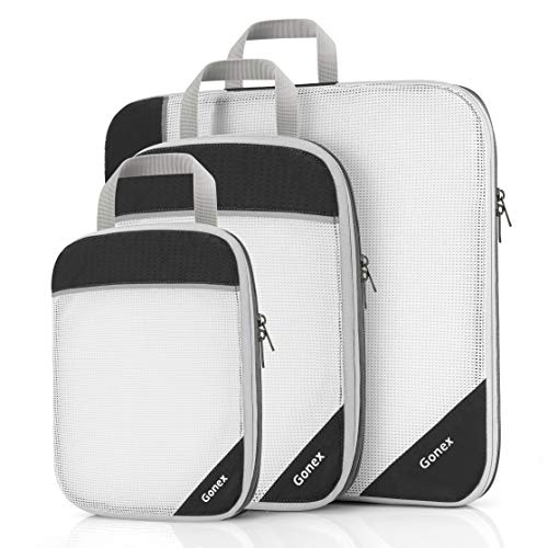 Top 10 Compression Packing Cubes for Travel Double Zipper – Travel Packing Organizers