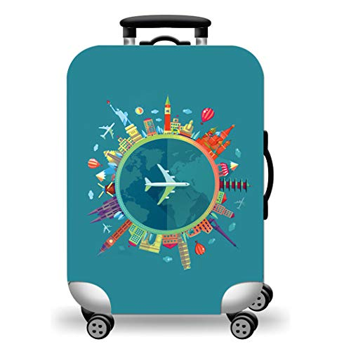 Top 10 Luggage Covers for Suitcase – Suitcases