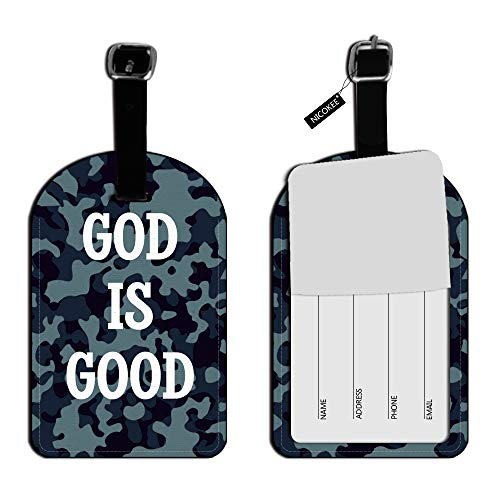 Top 9 Names of God – Luggage Tags