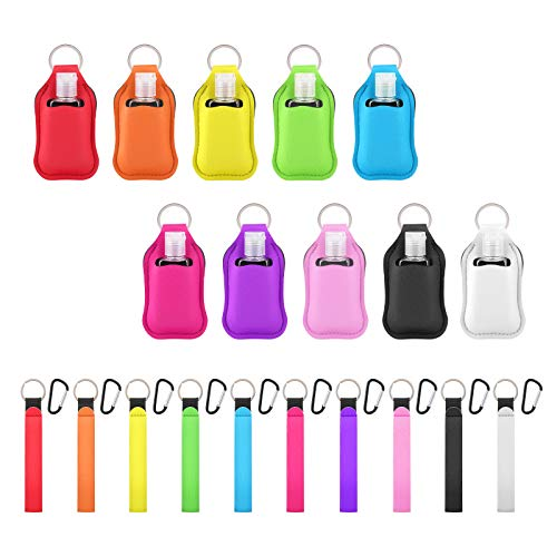 Top 10 Wristlet Strap for Key – Refillable Cosmetic Containers