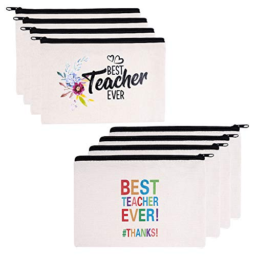 Top 10 Teacher Appreciation Gifts – Cosmetic Bags
