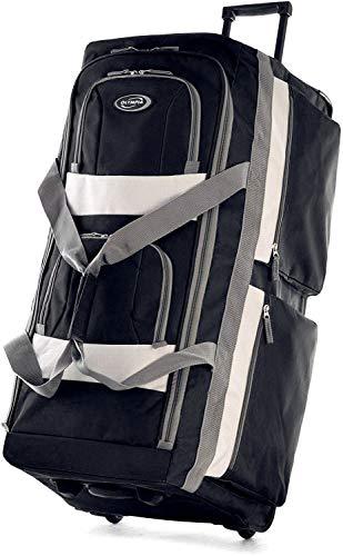 Top 9 Rolling Duffel Bag – Travel Duffel Bags