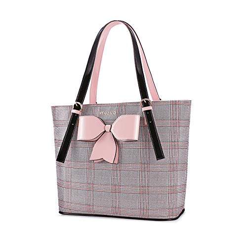 Top 9 Pink Tote Bag for Women – Laptop Briefcases