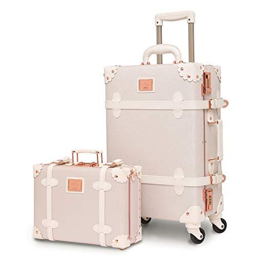 Top 9 Vintage Looking Suitcases – Luggage Sets