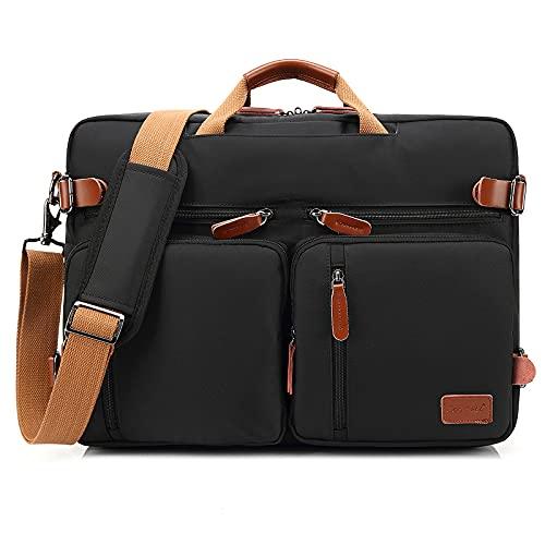 Top 10 Convertible Briefcase Backpack for Men – Laptop Messenger & Shoulder Bags