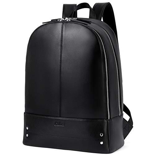Top 10 Black Leather Laptop Backpack – Laptop Backpacks