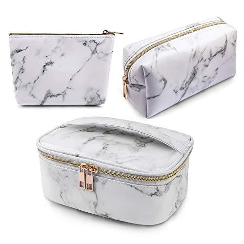 Top 10 Marble Makeup Bag – Cosmetic Bags