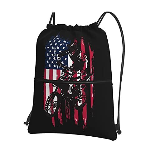 Top 9 American Dirt Book – Gym Drawstring Bags