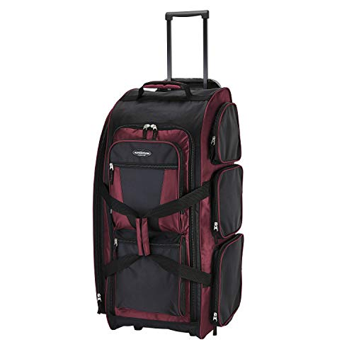 Top 9 Large Duffle Bag with Wheels For Women – Suitcases