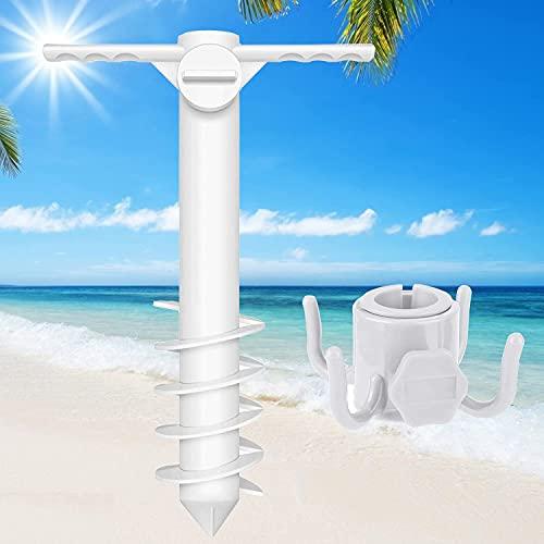 Top 9 Beach Umbrellas for Sand – Stick Umbrellas