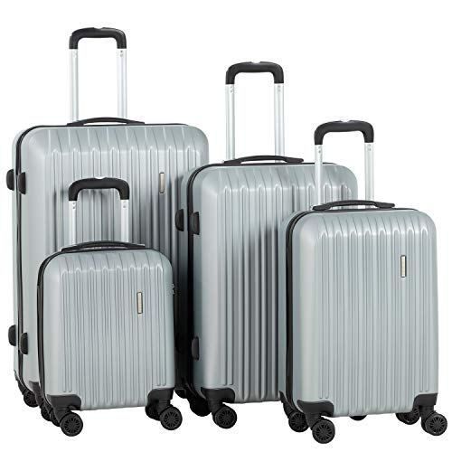 Top 10 4 Piece Luggage Sets with Spinner Wheels – Luggage Sets