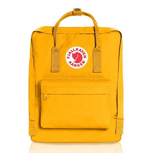 Top 10 Kanken Backpack Classic Yellow – Women's Fashion