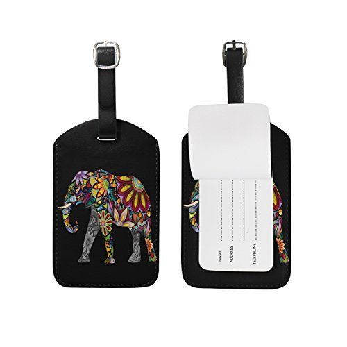 Top 10 Elephant Suitcase Tags – Luggage Tags