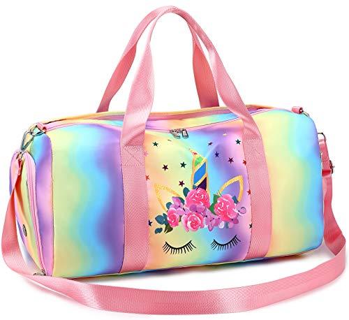Top 10 Girls Gym Duffle Bag Kids – Sports Duffel Bags