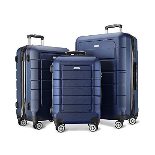Top 10 Luggage Sets with TSA Locks and Spinner – Luggage Sets