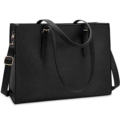 Top 10 Black Briefcase for Women – Laptop Messenger & Shoulder Bags