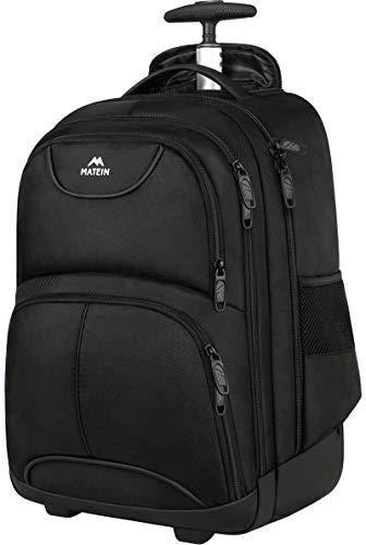 Top 10 MATEIN Waterproof College Wheeled Laptop Backpack – Laptop Backpacks