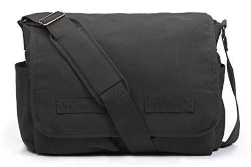 Top 9 Black Messenger bag for Men – Messenger Bags