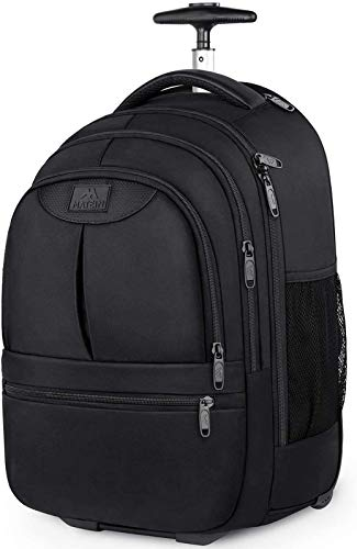 Top 9 Roller Backpack for Men – Laptop Backpacks