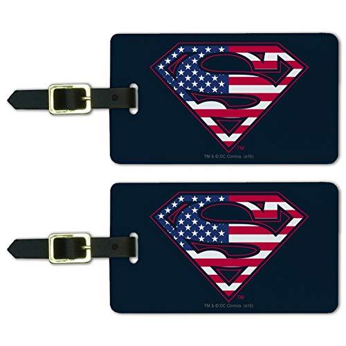 Top 9 American Flag Luggage Tags – Luggage Tags