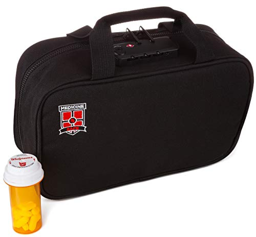 Top 10 Medication Travel Case – Toiletry Bags