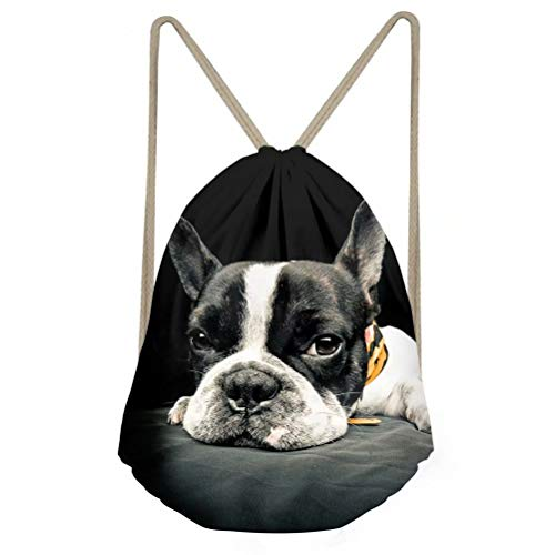 Top 9 Stuff Dog Animal – Gym Drawstring Bags