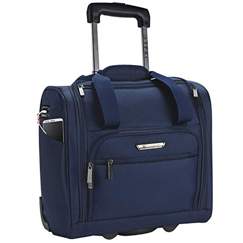 Top 10 14 Inch Luggage To Fit Under Airplane Seat – Carry-On Luggage