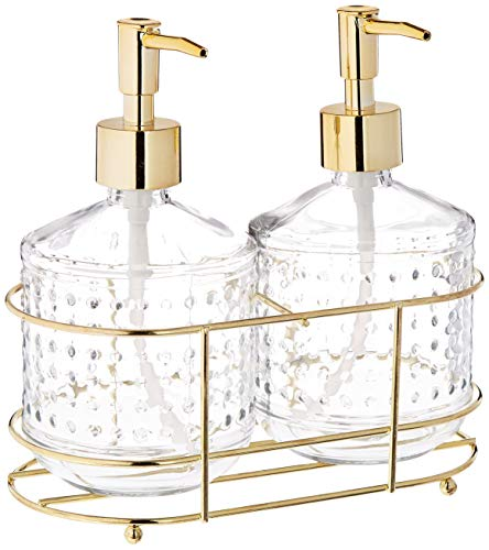 Top 10 Bathroom Accessories Set – Refillable Cosmetic Containers