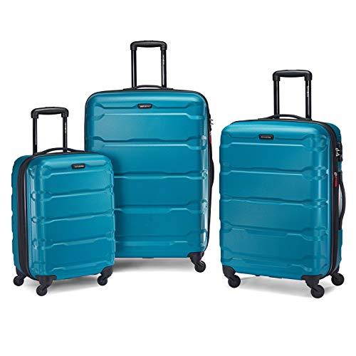 Top 10 Amazon Basics Hardside Spinner Luggage 3 Piece Set – Luggage Sets